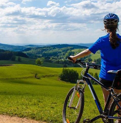 Percorsi nelle montagne modenesi con l'e-bike